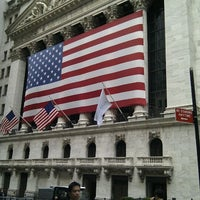 Photo taken at Wall Street by Selcuk A. on 7/10/2012
