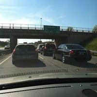 Photo taken at I-494 by Dan B. on 4/26/2012