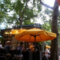 Photo taken at Southwest Porch at Bryant Park by Elisabetta G. on 7/7/2012