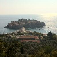 Photo taken at Beach Hotel Otrant by Esin O. on 8/22/2012