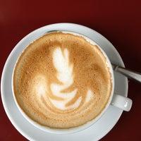Photo taken at Zwischenhalt by slow coffee crew on 5/20/2012