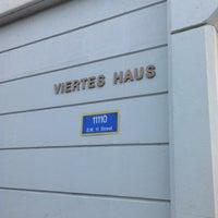 Photo taken at FIU Viertes Haus by Anthony H. on 4/18/2012