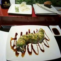 Photo taken at Sumo Sushi by Josh M. on 8/21/2012
