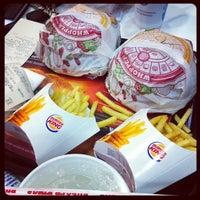 Photo taken at Burger King by Jonathan Q. on 8/13/2012