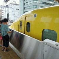 Photo taken at Shin-Yokohama Station by Kazuumi S. on 6/17/2012