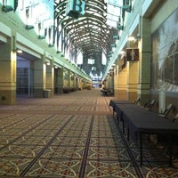 Photo taken at Chattanooga Convention Center by Kevin R. on 8/28/2012