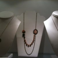 Photo taken at Violette Boutique by Linley F. on 3/2/2012