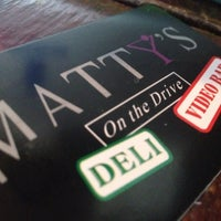 Photo taken at Matty's on the Drive by Rory C. on 9/9/2012