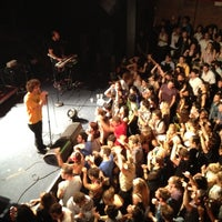 Photo taken at Music Hall of Williamsburg by Tina M. on 9/7/2012