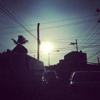 Photo taken at Pablo Ocampo Sr. Avenue by Randy E. on 3/8/2012