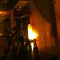 Photo taken at Cloud 9 Hookah Lounge by Danielle R. on 4/26/2012