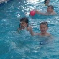 Photo taken at Fairfield Inn Pool by Jeff S. on 6/17/2012
