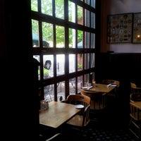 Photo taken at Pufferbelly Restaurant & Bar by Tasha M. on 7/12/2012