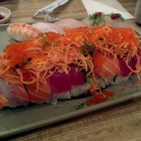 Photo taken at Ray's Sushi by Veronica L. on 6/21/2012