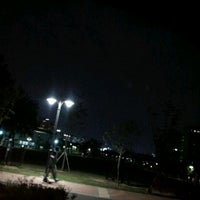 Photo taken at 인계공원 by paul h. on 6/4/2012