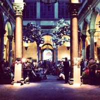 Photo taken at Palazzo Strozzi by Bogdan K. on 6/18/2012