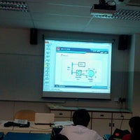 Photo taken at ITE College Central (Tampines Campus) by Azri D. on 5/8/2012