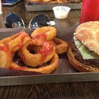 Photo taken at Big Smoke Burger by Vincent Yiheng W. on 3/25/2012