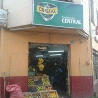 Photo taken at Negocio Supermercado Central by Jaime R. on 5/23/2012