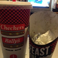 Photo taken at Checkers by Asha-Cattette S. on 6/19/2012