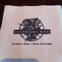 Photo taken at Elephant Bar Restaurant by Carla A. on 8/18/2012
