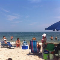 Photo taken at Crane Beach by Raul F. on 8/4/2012