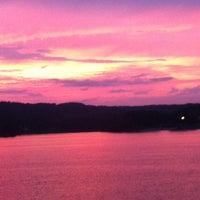 Photo taken at Indian Lake by Ian J. on 6/28/2012