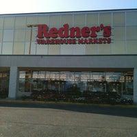 Photo taken at Redner's Warehouse Market by Erick F. on 5/18/2012