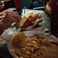 Photo taken at Ruchi's Taqueria Las Americas by Omar F. on 7/15/2012