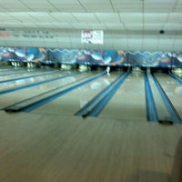 Photo taken at New City Bowl and Batting Cages by Kim C. on 5/12/2012
