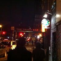 Photo taken at Trash Bar by Jeff S. on 3/4/2012
