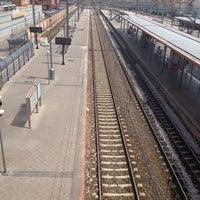 Photo taken at Estación de Cercanías de Villalba by Norte on 4/19/2012