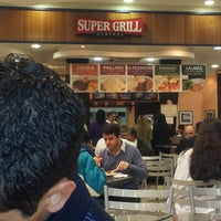 Photo taken at Super Grill Express by Gilberto I. on 6/25/2012