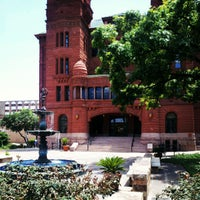 Photo taken at Bexar County Courthouse by Steven P. on 7/7/2012