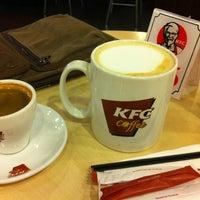 Photo taken at KFC / KFC Coffee by Indira Renantera on 3/3/2012