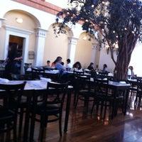 Photo taken at Thea Mediterranean Cuisine by CJ H. on 2/19/2012