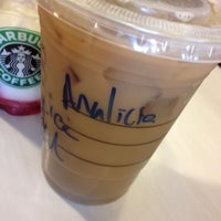 Photo taken at Starbucks by Analicia on 8/7/2012