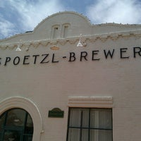 Photo taken at Spoetzl Brewery by Anthony L. on 7/12/2012
