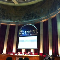 Photo taken at Foment del Treball - Forum Marketing by Iban H. on 6/15/2012