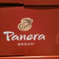 Photo taken at Panera Bread by Jessi on 6/25/2012
