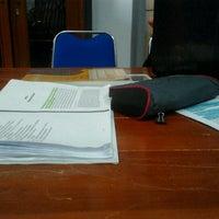 Photo taken at Fakultas Ilmu Sosial dan Ilmu Politik by Restu E. on 6/12/2012