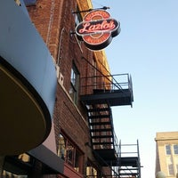 Photo taken at Lazlo's Brewery & Grill - Haymarket by Michael S. on 8/9/2012