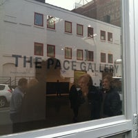 Photo taken at Pace Gallery by Elizabeth on 3/10/2012