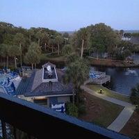 Photo taken at Crowne Plaza Resort by Krishna D. on 4/14/2012