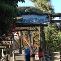 Photo taken at Congo River Rapids by Paulo M. on 4/23/2012