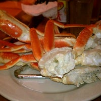 Photo taken at Captain George's Seafood Buffet by Natasha W. on 4/20/2012