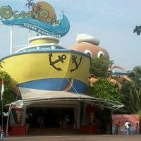 Photo taken at Ocean Park Water Adventure by Al Feliq A. on 7/2/2012