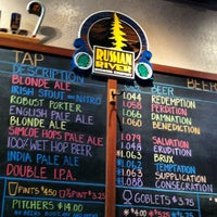 Photo taken at Russian River Brewing Company by Craig B. on 9/1/2012