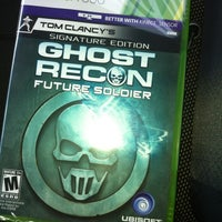 Photo taken at GameStop by Jason T. on 5/22/2012