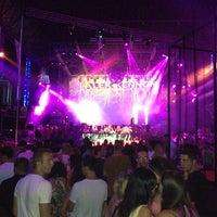 Photo taken at Privilege Ibiza by Alberto E. on 8/10/2012